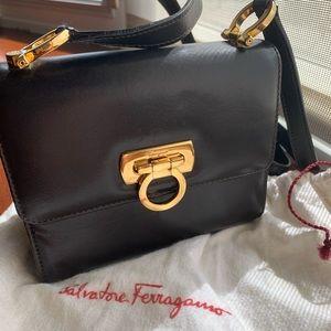 SALVATORE FERRAGAMO Gancici Mini Shoulder Bag